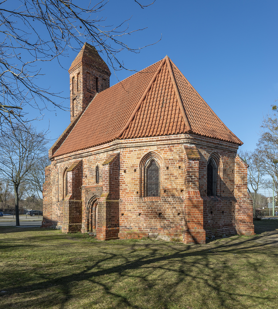 Hospital Chapel of St. George, Eberswalde