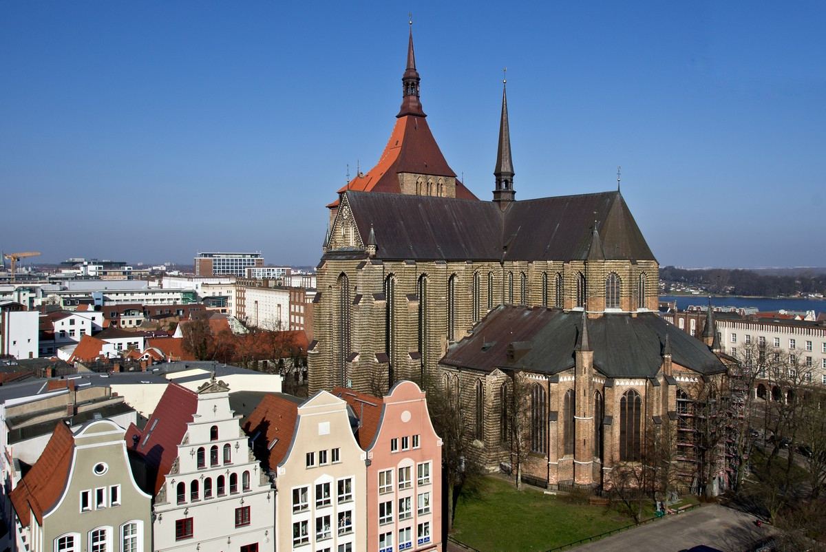 St. Mary's Church, Rostock