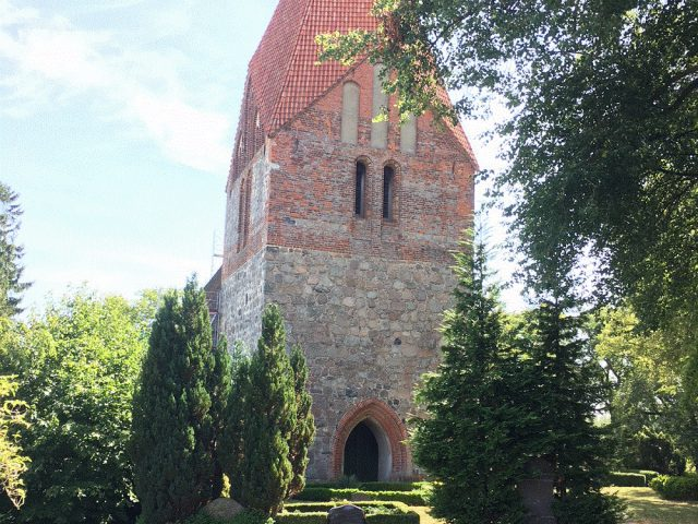 Dorfkirche Bernitt, Bützower Land