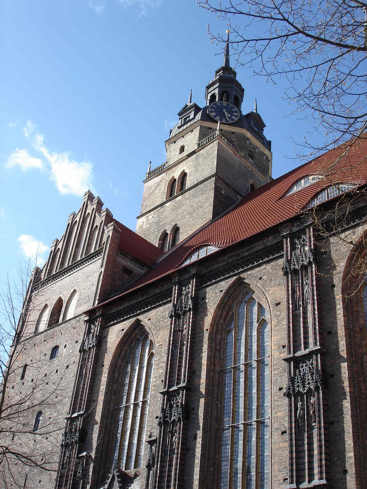 St.-Katharinen-Kirche, Brandenburg/Havel