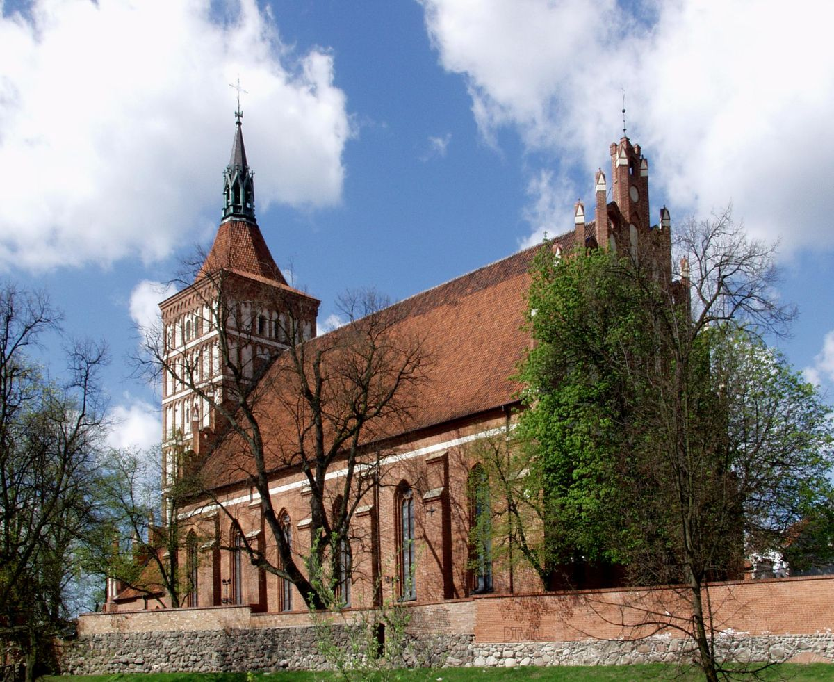 St. James' Cathedral, Olsztyn