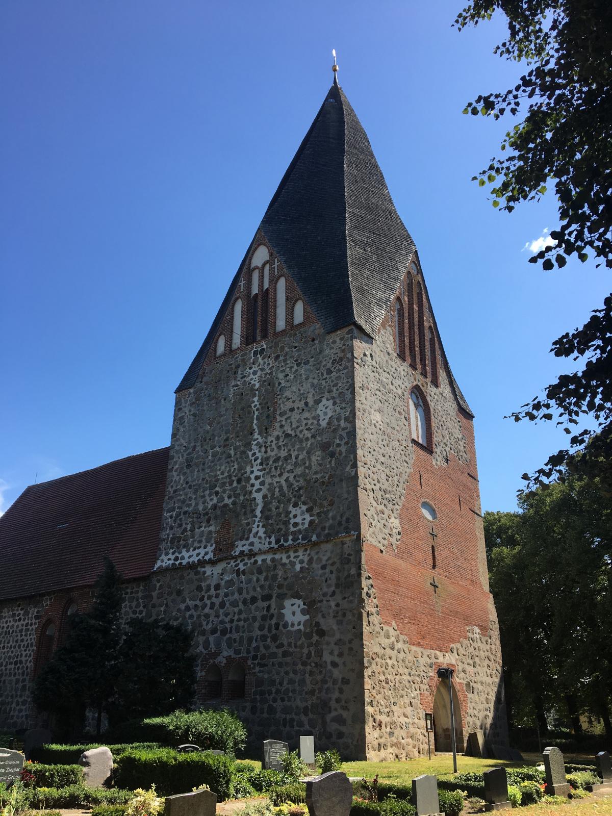 Dorfkirche Neukirchen, Bützower Land
