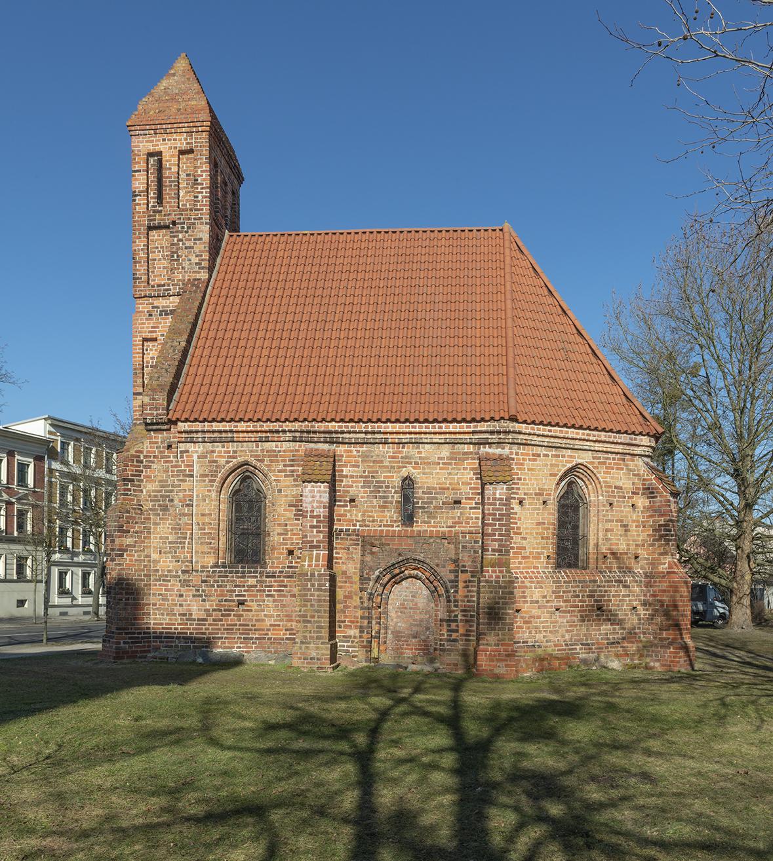 Hospitalkapelle St. Georg, Eberswalde