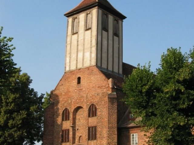 Ehemaliges Dominikaner-Kloster, Myślibórz