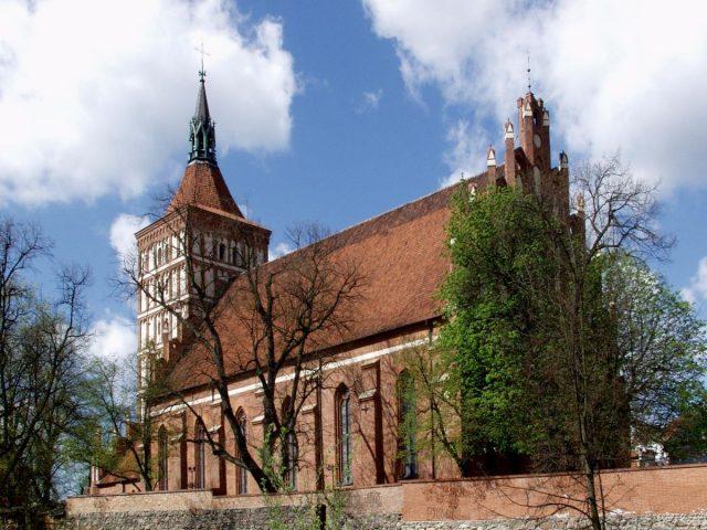 St.-Jakobi-Kirche, Olsztyn (Allenstein)