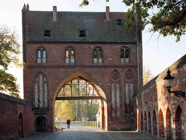Stargarder Tor, Neubrandenburg
