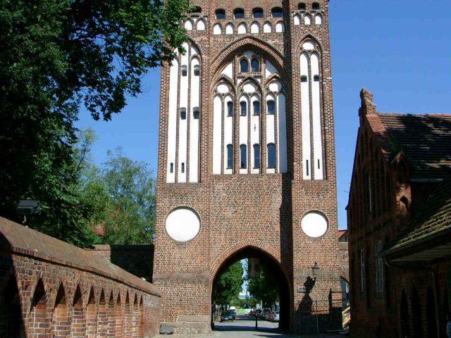 Treptower Tor, Neubrandenburg