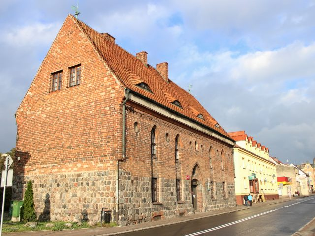 Hl.-Geist-Kapelle (pol. Kaplica pw. św. Ducha), Myślibórz