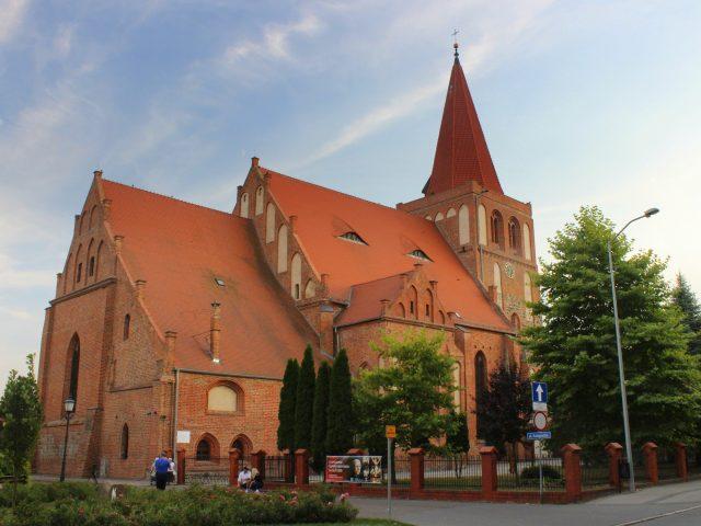 Stiftskirche Johannes der Täufer (pol. Kolegiata pw. św. Jana Chrzciciela), Myślibórz