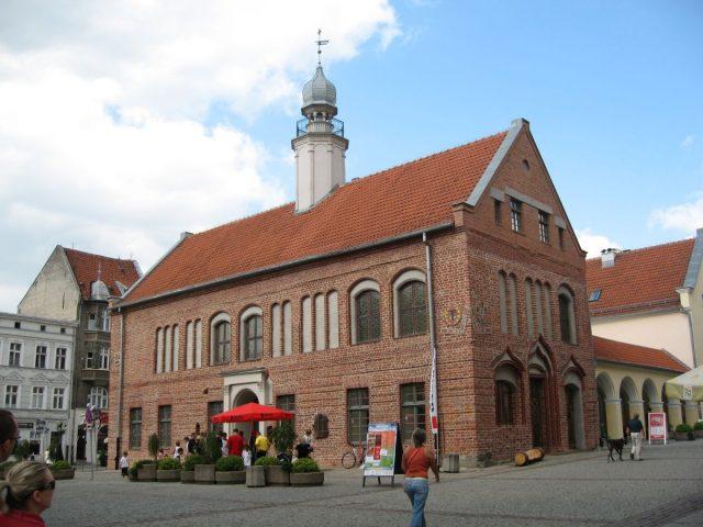 Altes Rathaus, Olsztyn (Allenstein)