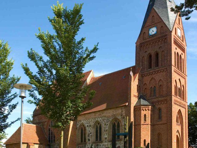 St.-Bartholomäus-Kirche, Damgarten
