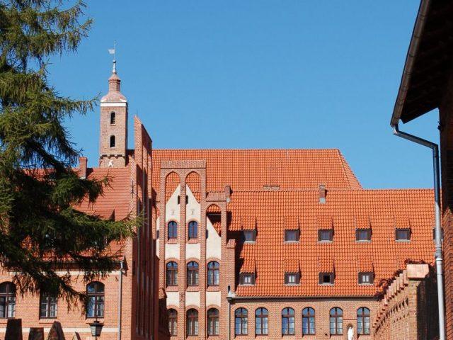 The former Cistercian and Benedictine nuns abbey complex, Chełmno