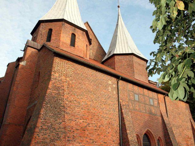Katedra pw. św. Piotra i Pawła, Bardowick