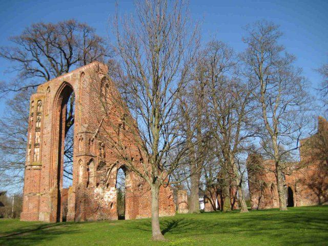Klasztor cysterski Hilda (Eldena), Greifswald