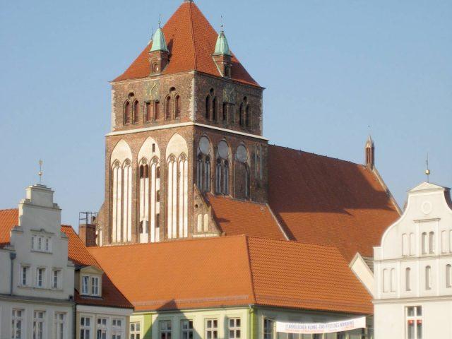 Kościół Mariacki, Greifswald
