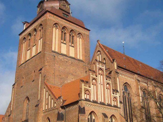 Parish church of St. Mary, Güstrow