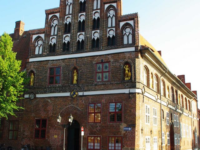 Ratusz, Lüneburg