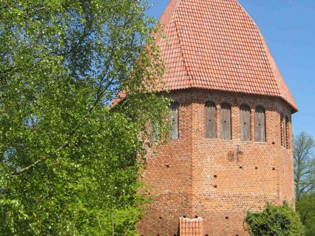 Glockenturm, Neukloster