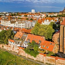 Rostock now a member of the European Route of Brick Gothic