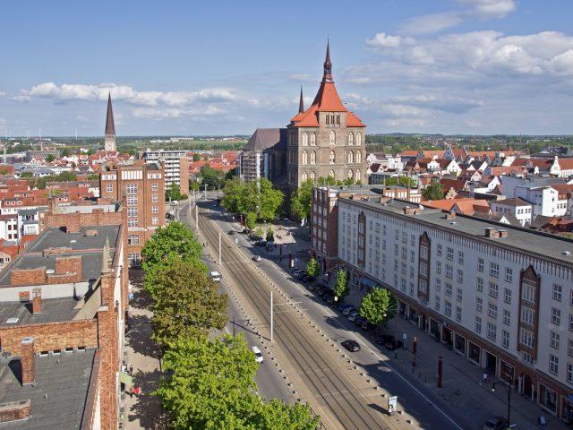 Lange Straße, Rostock