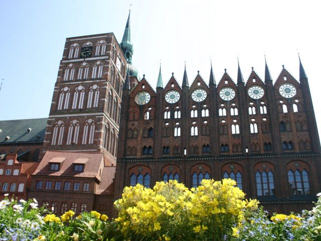 Rathaus, Stralsund