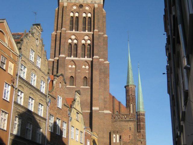 St.-Marien-Kirche, Gdańsk (Danzig)