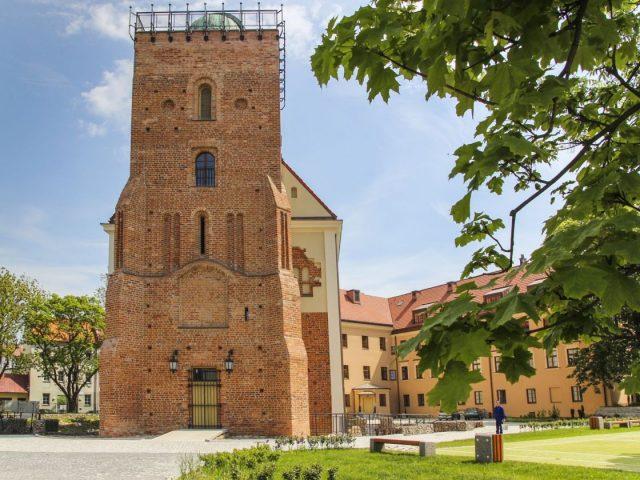 Dawna kolegiata pw. św. Michała Archanioła, Płock