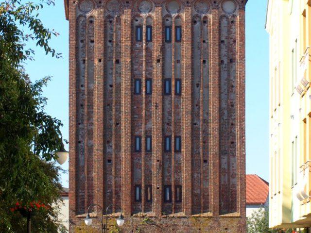 Kösliner Tor, Sławno (Schlawe)
