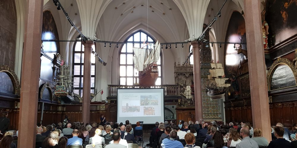 """Anniversary Conference """"Gothic in Gdańsk"""""""