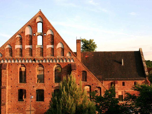 Wirtschaftsgebäude, Bad Doberan