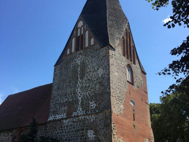 Church of Neukirchen, Bützower Land