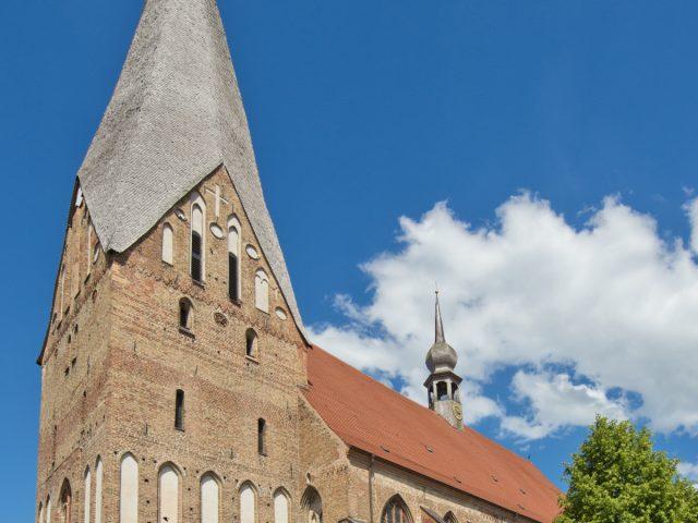 Collegiate church in Bützow, Bützower Land