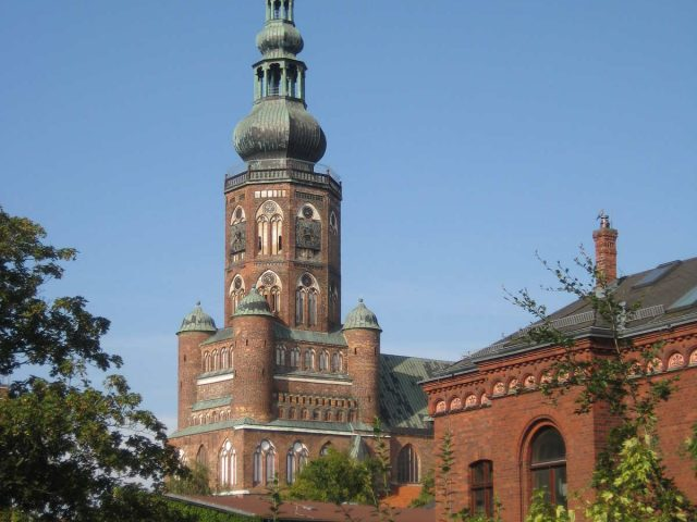 Katedra pw. św. Mikołaja, Greifswald