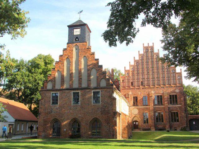 Cysterski klasztor Zinna, Jüterbog