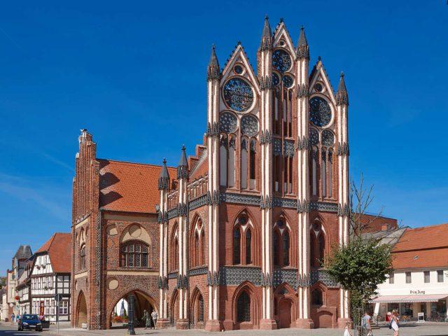 Town hall, Tangermünde