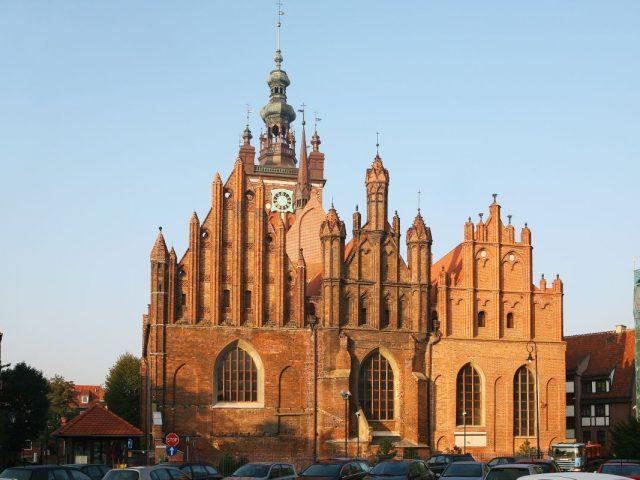 St.-Katharinen-Kirche, Gdańsk (Danzig)