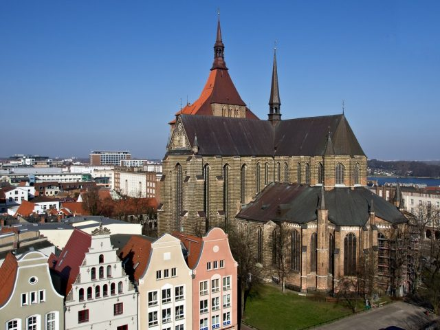 St.-Marien-Kirche, Rostock
