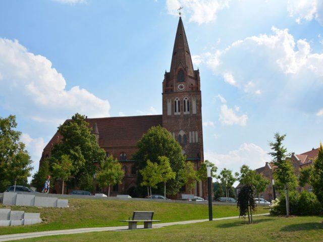 Kościół pw. św. Marii-Magdaleny, Eberswalde