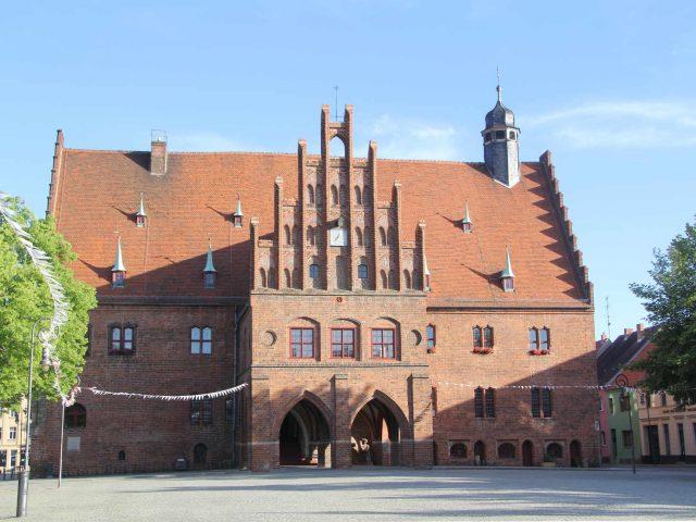 Town hall, Jüterbog