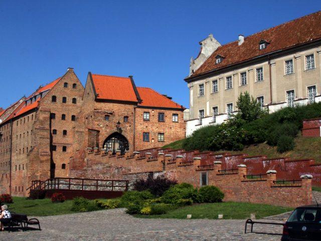 Water Gate, Grudziądz