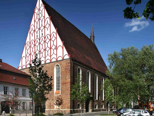 Franciscan monastery church, Frankfurt (Oder)