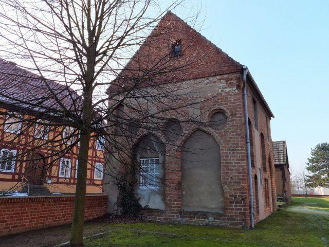 Elendenhaus, Pasewalk