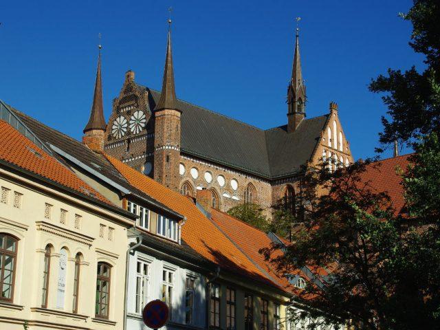 St. George's Church, Wismar