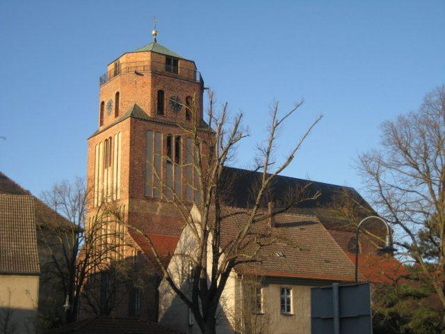 Kościół pw. św. Piotra, Wolgast