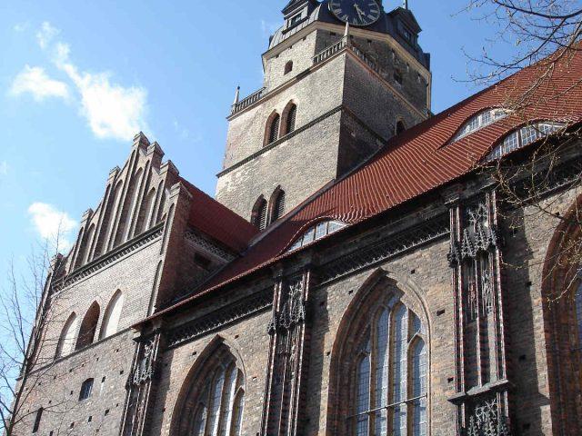 St. Catherine's Church, Brandenburg/Havel