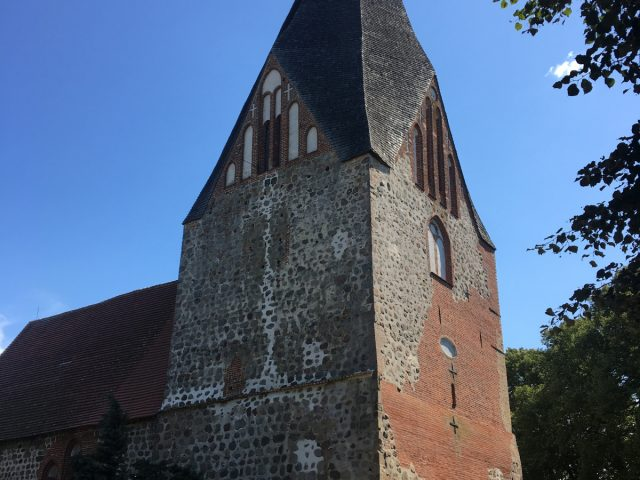 Church of Neukirchen, Bützower Land