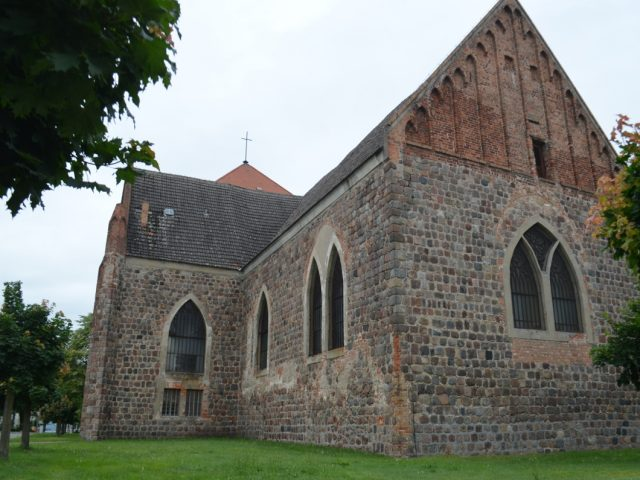 St. Nicholas' Church, Pasewalk