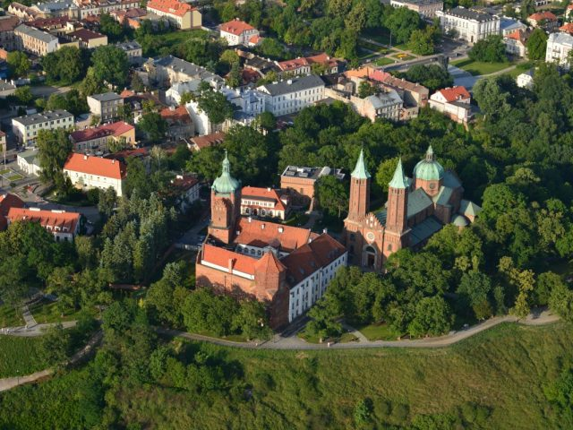 Castle, Płock