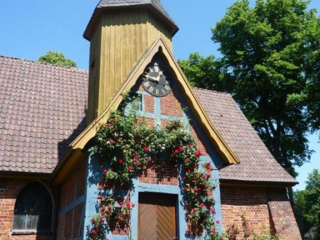 Kaplica pw. św. Jana, Adendorf