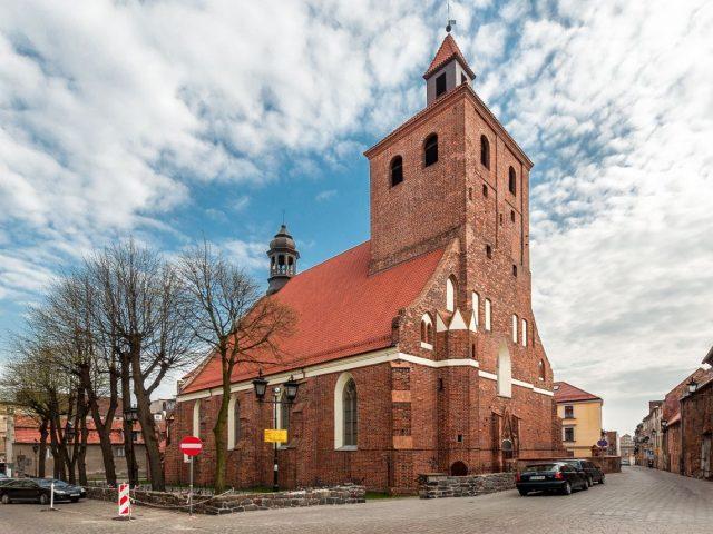St.-Nikolai-Kirche, Grudziądz (Graudenz)
